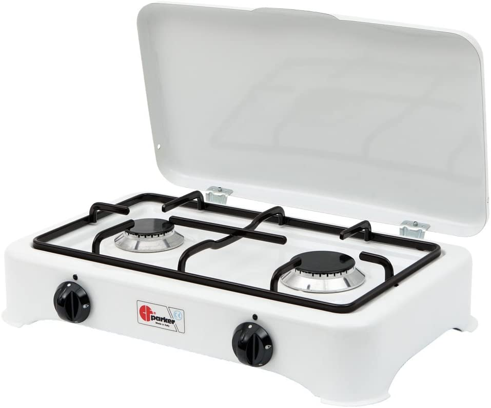 Parker 91752 - Cocina de Gas portátil Fabricada en Acero ...