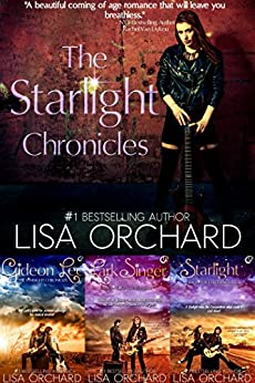 The Starlight Chronicles Box Set by [Orchard, Lisa]
