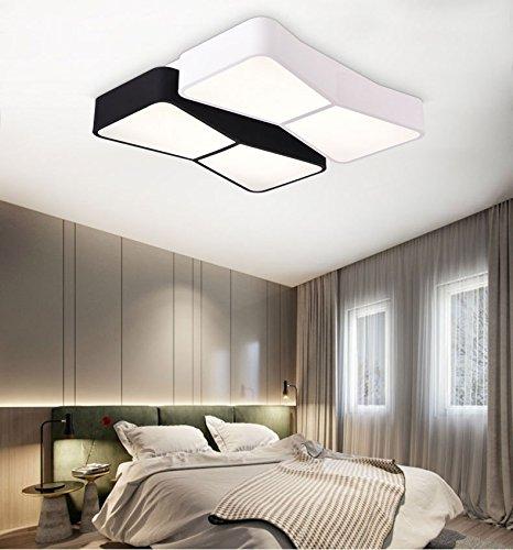 LED Lámpara moderna el KANGAraña techo de para dormitorio Ib6yvmY7gf
