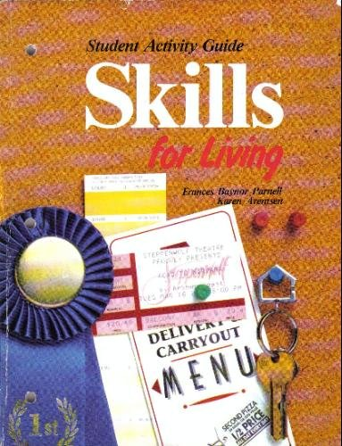 Skills for Living: Student Activity Guide