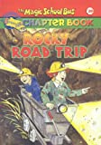 Front cover for the book Rocky Road Trip by Judith Bauer Stamper
