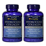 Best Hydrolyzed Collagens - Puritan's Pride 2 Pack of Hydrolyzed Collagen 1000 Review