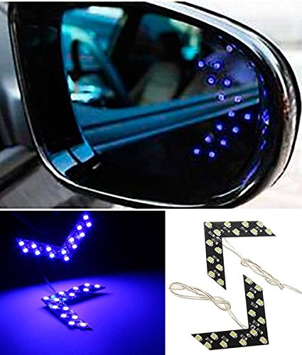 Amazon com: CHAMPLED® 2x 14 SMD LED Arrow Panel Car Side