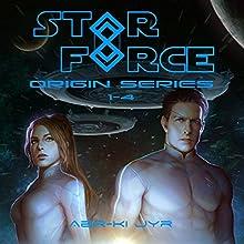 Star Force: Origin Series, Books 1-4 (Volume 1) Audiobook by Aer-ki Jyr Narrated by Joelle Green-Forbes