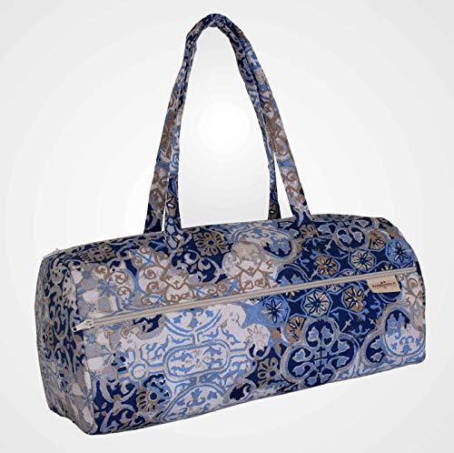 Bolsa para Labores Mosaico Azul: Amazon.es: Hogar