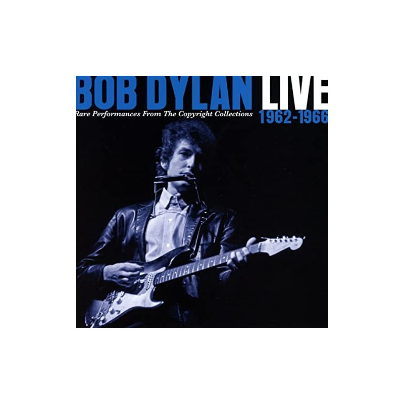 Live 1962-1966 - Rare Performances From