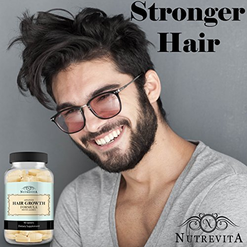 how to get thicker hair supplements