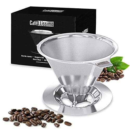 Cafellissimo Paperless Pour Over