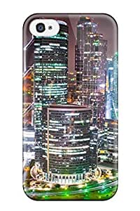 Anna Paul Carter FpILteY3703agMoP Protective Case For Iphone 4/4s(moscow City)