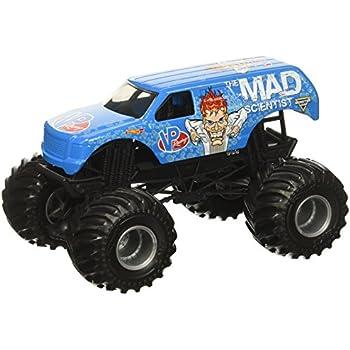 Hot Wheels Monster Jam Mad Scientist Truck