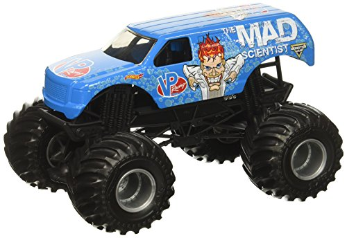 Hot Wheels Monster Jam Mad Scientist Truck (Truck Mad)
