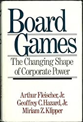 Board Games: The Changing Shape of Corporate Power