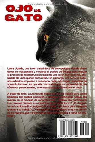 Ojo de gato (Spanish Edition): Gemma Herrero Virto: 9781500383244: Amazon.com: Books