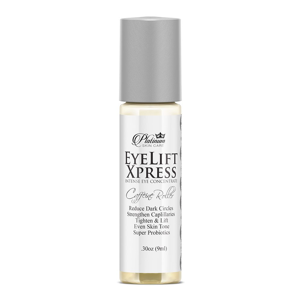 Eyelift Xpress Caffeine Roller by Platinum Skin Care