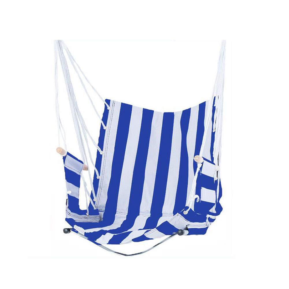 Dall hängematte Hängesessel Swing Stuhl Veranda Schaukelsitz Tragbar Freizeit 60x50cm (Farbe : 004)