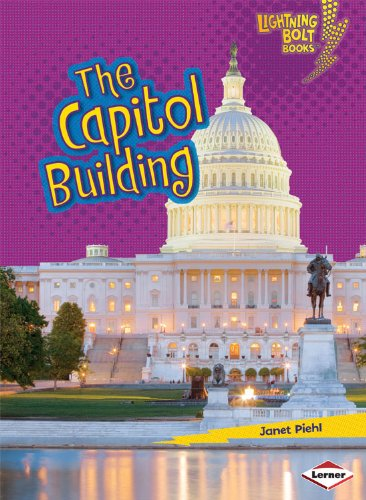The Capitol Building (Lightning Bolt Books)
