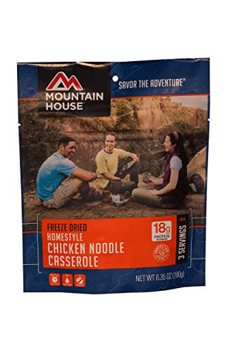 Mountain House Homestyle Chicken Noodle Casserole ()