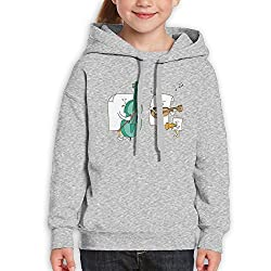 FHHHIOP Paper Jam Youth Cheap Sweatershirt