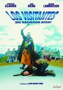 Los Visitantes… ¡No Nacieron Ayer! [DVD]