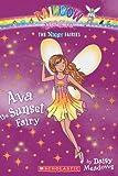 Rainbow Magic: The Night Fairies #1: Ava the Sunset Fairy