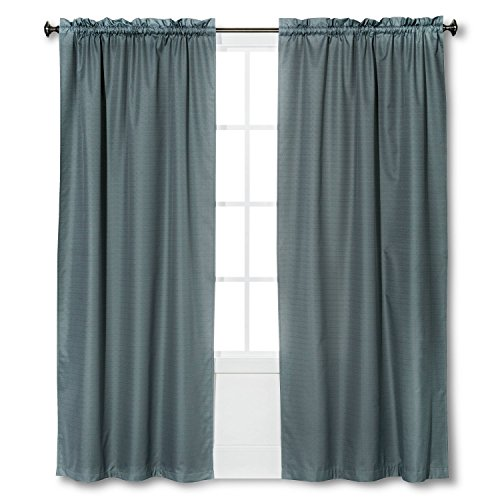 - Braxton Thermaback Light Blocking Curtain Panel - Eclipse