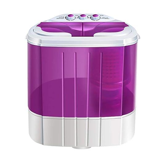 OCYE Mini Lavadora de Gran Capacidad, Lavadora compacta de ...