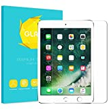 Fintie New iPad 2017 9.7 Inch / iPad Pro 9.7 / iPad Air 2 / iPad Air Tempered Glass Screen Protector, Anti Scratch Premium HD Clear 9H Hardness for Apple iPad Air 1 2, iPad Pro 9.7, iPad 2017
