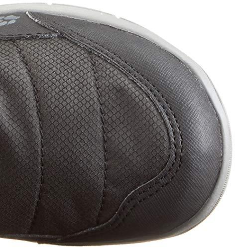 6000 Femme Bottines W et Texapore Wolfskin Vancouver Jack Black Bottes Boot Noir Souples wxBUcf7