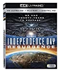 Cover Image for 'Independence Day Resurgence [4K Ultra HD + Blu-ray + Digital HD]'