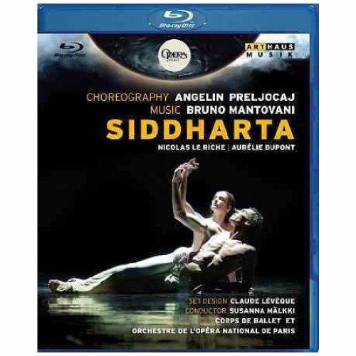 Aurélie Dupont - Siddharta (Blu-ray)