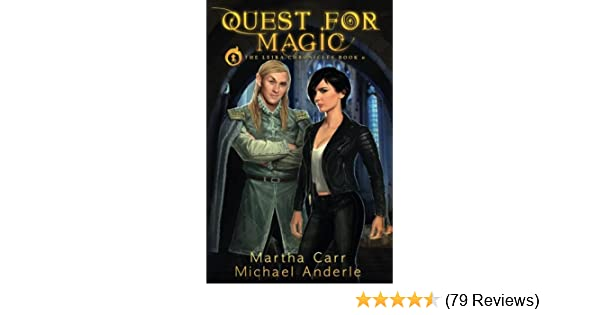 b47727ccde6 Quest For Magic - Prequel to Waking Magic  The Revelations of Oriceran (The  Leira Chronicles Book)  Martha Carr