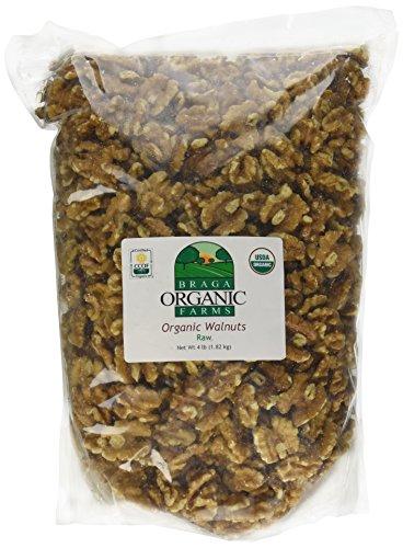 Braga Organic Farms Organic Walnuts 4 lb bag