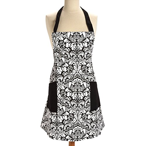 knot apron dress - 7