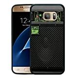Case for Samsung Galaxy S7,Trace Elliot Bass Amplification Acoustic Music Speak Samsung Galaxy S7 Case - Black TPU Case