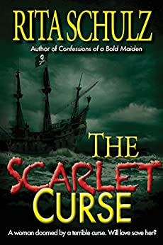 The Scarlet Curse by [Schulz, Rita]