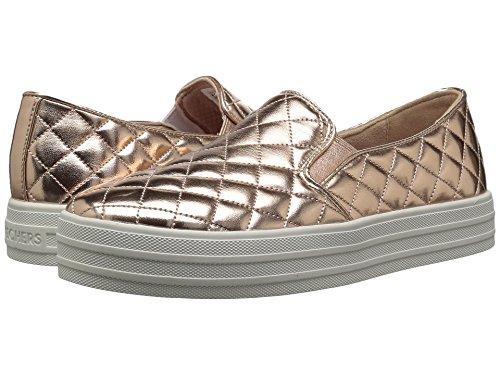 インカ帝国肉のラベ(スケッチャーズ) SKECHERS レディーススニーカー?ウォーキングシューズ?靴 Double Up - Duvet [並行輸入品]