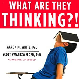 What Are They Thinking?! Audiobook