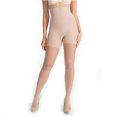 nude tights spanx Shimmery