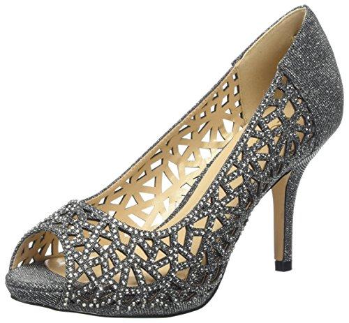 Flink Spuntate Argento Lotus Scarpe Donna Pwt diamante pewter d8TcwqOME