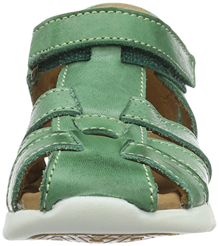 Bisgaard Sandalen - Sandalias Unisex Niños Grün (1001 Green)