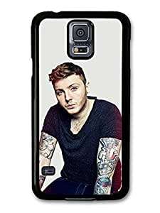 AMAF ? Accessories James Arthur Tatoo Arms Portrait Singer Popstar case for Samsung Galaxy S5 by icecream design