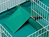 Ramp Cover for Guinea Pig Habitat and Guinea Pig