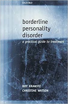 Book Borderline Personality Disorder: A Practical Guide to Treatment
