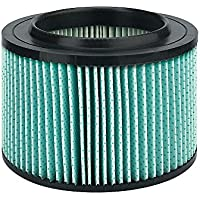 Craftsman HEPA Material Wet/Dry Vac Filter, 3 To 4 Gallons, 9-16950