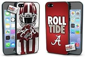 Alabama Crimson Tide Roll Tide Hard Case TWO PACK for iPhone 4/4s