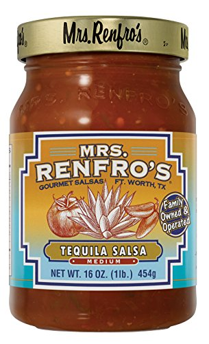 Mrs. Renfro's Tequila Salsa (4 Pack)