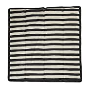 Little Unicorn Outdoor Blanket - Black & White