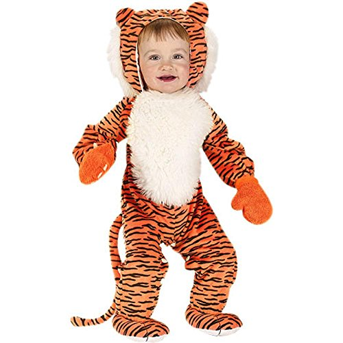 Cuddly Tiger Baby Costume -