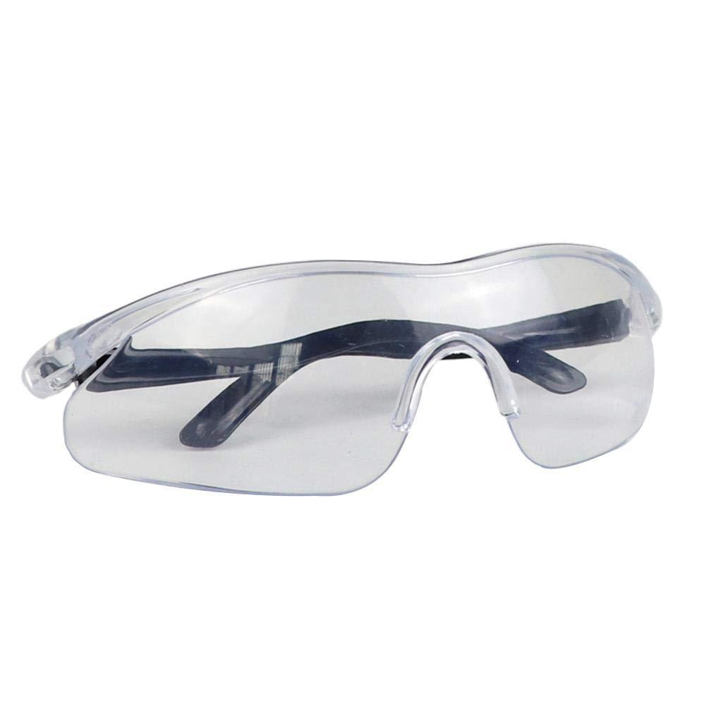 Gafas Protectoras de Seguridad//Gafas de Seguridad Antipolvo//Prevenga la infecci/ón de Gotas y bloquee los nuevos coronavirus Gafas Protectoras Transpirables a Prueba de Polvo para Uso Unisex