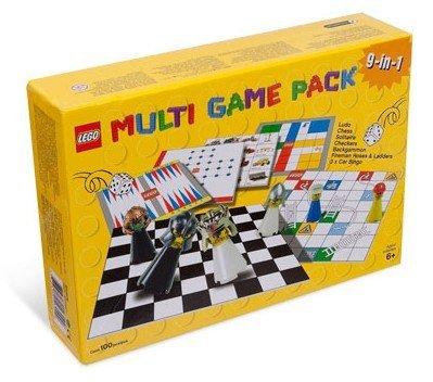 Amazon.com: LEGO MULTI GAME PACK 9-in-1 852676 Item: 4559931 (Ludo ...
